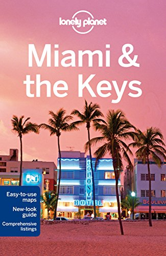 Price comparison product image Lonely Planet Miami & the Keys (Travel Guide)