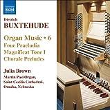 Musique pour orgue, volume 6