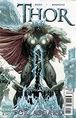 Thor pour Asgard de Robert Rodi