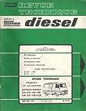 Revue Technique Diesel Peugeot J7 Diesel moteurs Indénor XP et XDP 4.85 4.88 4.90 6.85 6.88 et 6.90