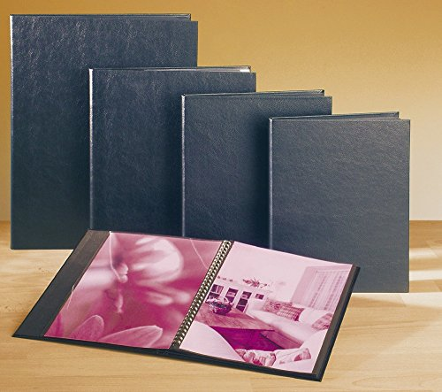 Panodia P298601 Texas Album Compact Rechargeable 10 Feuillets Polyester 24 x 32