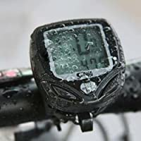 QUMOX NUOVO impermeabile tachimetro bicicletta senza fili