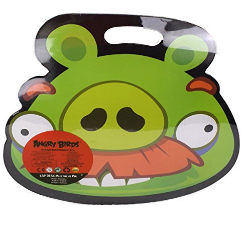 Angry Birds Leonard Kissen Tablett Tablettkissen Sofatablett (Angry Bird Kissen)