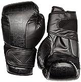 Bad Boy Men's Legacy Boxing Gloves - Black, 16 oz