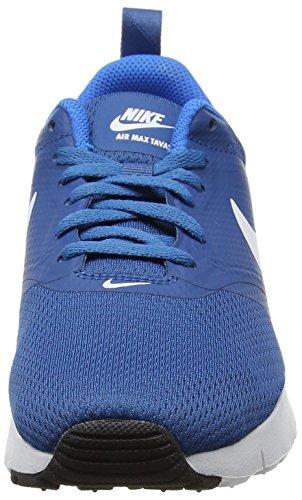 Nike Air Max Tavas Bg, Baskets Mixte Enfant Bleu (Industrial Blue/white-photo Blue-black)