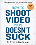 """How to Shoot Video That Doesn't Suck"" is all about the language of video. It's about how to think like a director, regardless of equipment (amateurs think about the camera, and pros think about communication). It's about the rules developed over a c..."