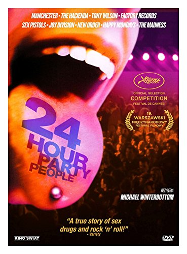 24 Hour Party People [DVD] [Region 2] (IMPORT) (Keine deutsche Version)