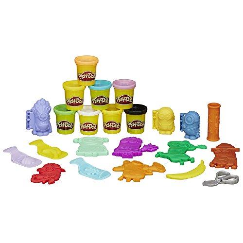 Hasbro B0498EU4 - Play Doh Minions Kreation, 8 Dosen