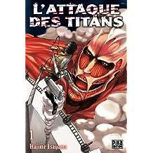 L'Attaque des Titans T01