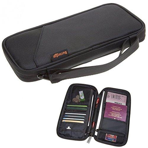 ButterFox - Organiser per passaporto e documenti di viaggio