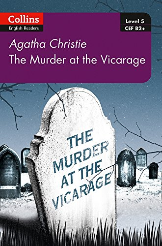 Murder at the Vicarage: B2+ Level 5 Collins Agatha