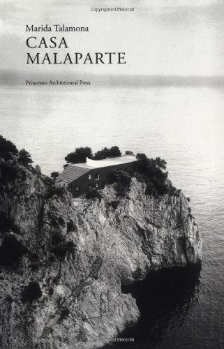 Casa Malaparte por Marida Talamona