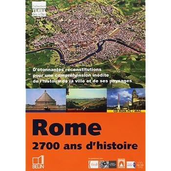 Rome : 2700 ans d'histoire, CD-ROM