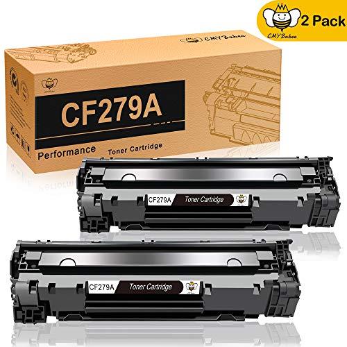 CMYBabee 79A CF279A Reemplazo HP CF279A HP 79A Negro