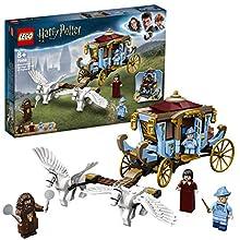 LEGO- Harry Potter Carrozza di Beauxbatons, Arrivo a Hogwarts Giocattolo, Multicolore, 75958