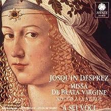 Missa De Beata Virgine / Motets à la Vierge