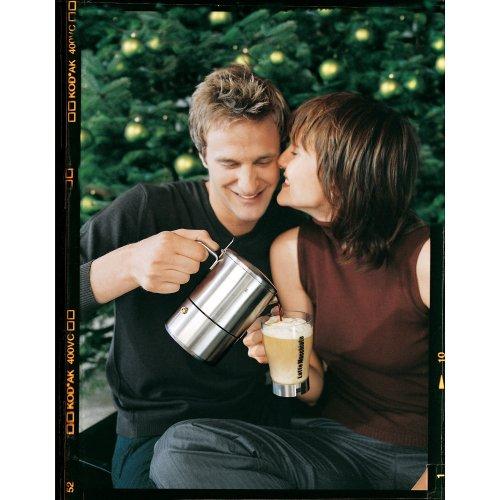 WMF Kult Espresso Maker for 6 Cups