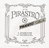 Pirastro Cello 4/4 Piranito 635000 Satz Chromstahl Saiten