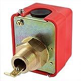 sourcingmap® AC 250V-20 HFS 3/4BSP 5A 10Bar Débit eau SPDT Commutateur commande à palettes