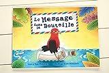 Livre personnalisé pour enfants 'Le Message dans la Bouteille'