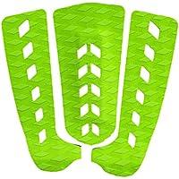 perfk Alfombra de Tabla de Surf Funda Impermeable Fuerte Adhesivo Antideslizante Accesorios de Deportes al Aire