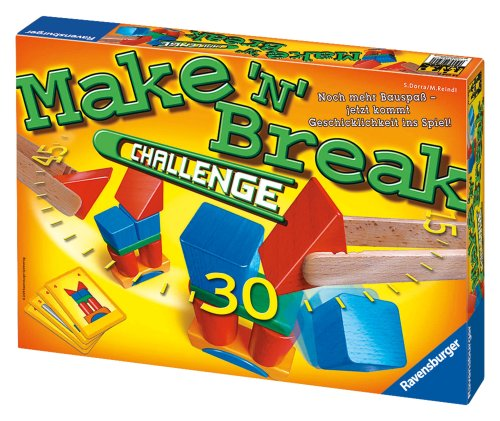 Ravensburger – Make 'n' Break Challenge - 4