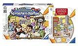 Ravensburger tiptoi Set - Die Internationale Sprachen-Rallye und Grundschulwörterbuch Englisch - 9120063892167