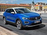 W T-ROC 2017 - Test & Fahrbericht mit dem kleinen Volkswagen SUV