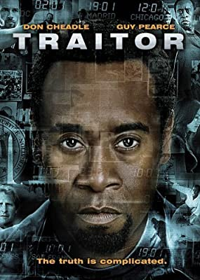 Traitor by Don Cheadle