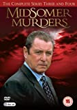 Midsomer Murders: The Complete Series Three And Four (6 Dvd) [Edizione: Regno Unito] [Edizione: Regno Unito]