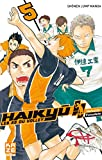 Telecharger Livres Haikyu Les as du volley ball Vol 5 (PDF,EPUB,MOBI) gratuits en Francaise