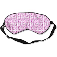 Eye Mask Eyeshade Pink Water Drop Sleeping Mask Blindfold Eyepatch Adjustable Head Strap preisvergleich bei billige-tabletten.eu