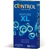 Control Nature XL Preservativos - Pack de 12 preservativos