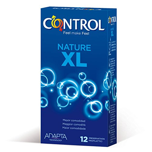Control Nature XL Preservativos - Pack 12