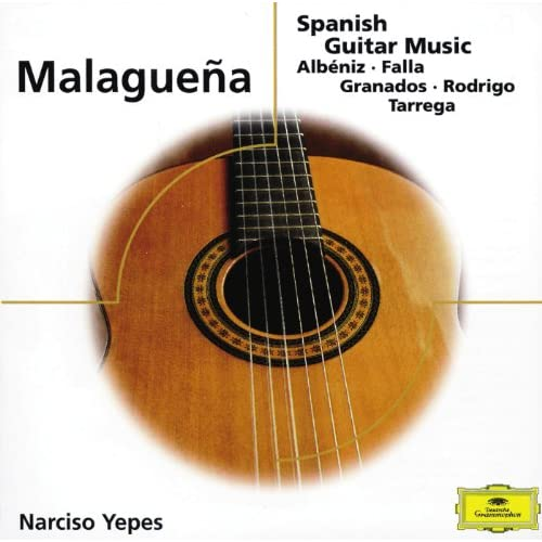 Malaguena - Spanish Guitar Music