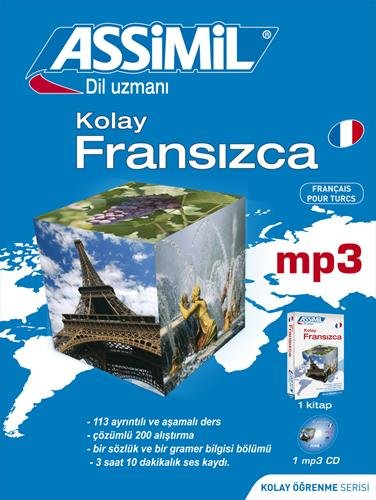 Kolay francizca (1CD audio MP3)