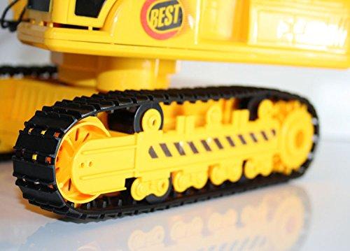 RC Auto kaufen Baufahrzeug Bild 4: Unbekannt RC Bagger DIGGER V25 ferngesteuerter Kettenbagger Schaufellader*