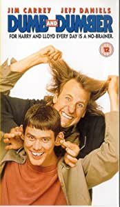Dumb And Dumber [VHS] [1995]