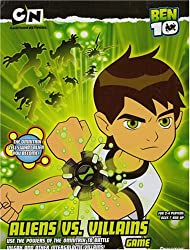 Ben 10 Aliens Vs. Villains Game