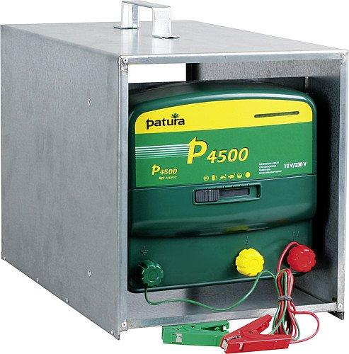 Patura P4500, Multifunktions-Gerät, 230V/12V mit verzinkter Tragebox