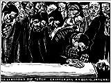 Posterlounge Acrylglasbild 130 x 100 cm: Gedenkblatt für Karl Liebknecht von Käthe Kollwitz - Wandbild, Acryl Glasbild, Druck auf Acryl Glas Bild