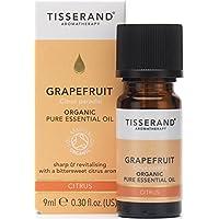 Tisserand Aromatherapy Organic Grapefruit Essential Oil, 1er Pack (1 x 9 g) preisvergleich bei billige-tabletten.eu