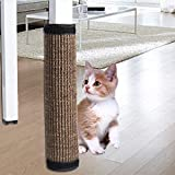 Homclo Kratzmatte Katze Tischbeine Decke Anti kratzen für Katzen Haustier...