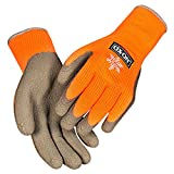 OX-ON Multi Grap Cool Latex Winter-Arbeitshandschuhe EN 388 KAT 2 (1131) orange schwarz | 11