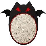 Peanutato Halloween Bat Pet Gatto Scrivania Divano ad Angolo Afferrare Coperta Cat Scratch Pad Board Proteggere i mobili Piede Sisal Giocattolo Naturale