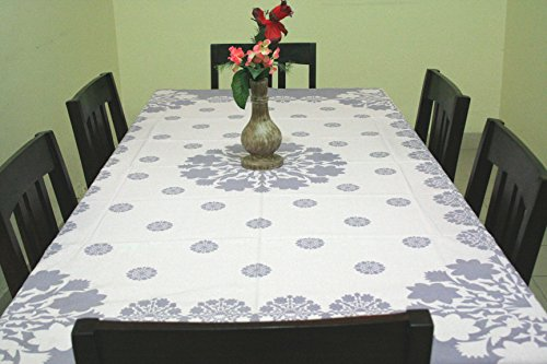 Raghuraj Lifestyle Dasia Pink Table Cover