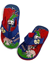 NEW AMERICAN Kids Slippers with Elastic for Boys & Girls