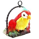 JUMBO Talk Talking Back Parrot Bird Kids...