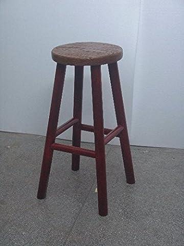 Tabouret de bar chinois meubles de chaise Fauteuil Petite Sidetable Rouge Oriental asiatique de cuisine salle à manger Salon Chambre à coucher meubles Décor Intérieur sièges Chaises