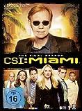 CSI: Miami - Season 10.1 [3 DVDs] - Anthony E. Zuiker